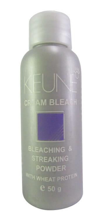 Keune Cream Bleach Bleaching & Streaking powder 50g Best Hair Bleach in Pakistan