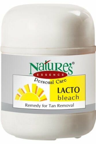 Nature's Essence Lacto Bleach Best Bleach Cream in Pakistan