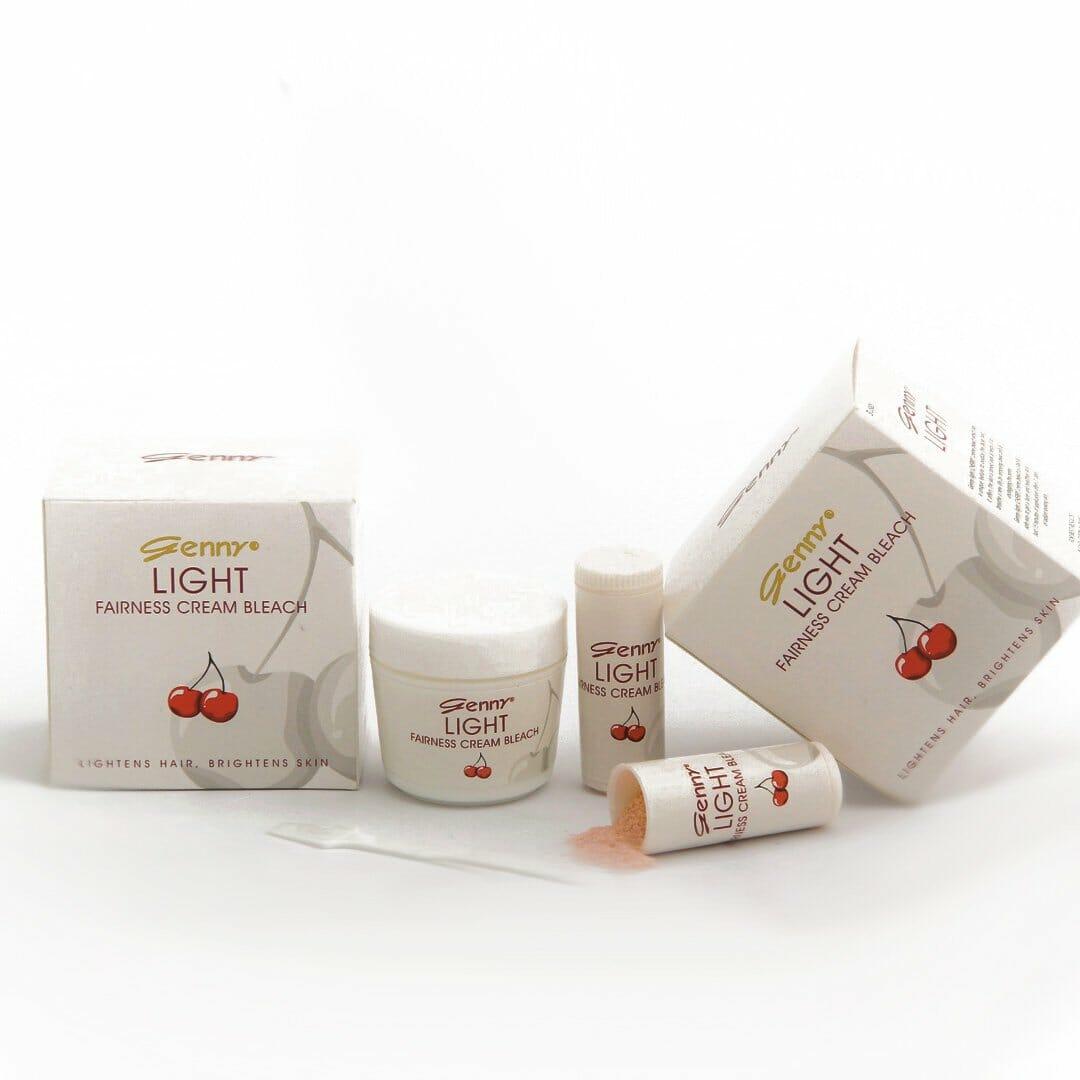 Genny Cosmetics Cream Bleach Best Bleach Cream in Pakistan