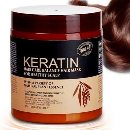 Keratin Hair Care Balance Hair Mask Best Keratin Hair Mask In Pakistan
