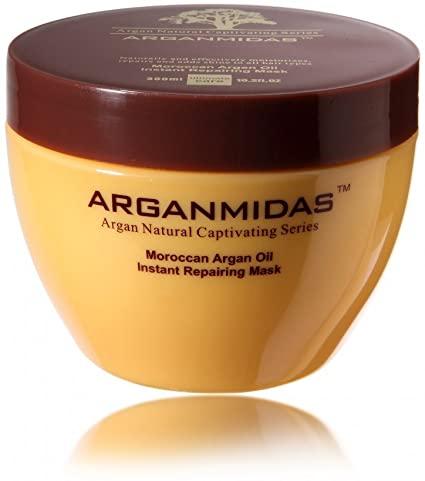 Argan Oil Instant Repairing Mask 300ml Best Keratin Hair Mask In Pakistan
