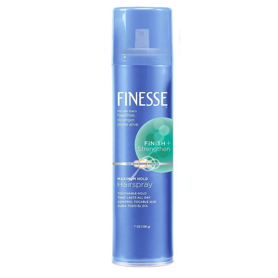 Finesse Maximum Hold Hairspray Best Hair Spray In Pakistan