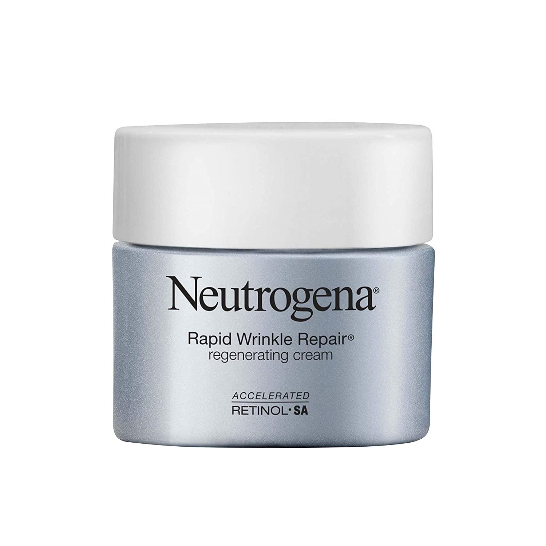 Neutrogena Rapid Wrinkle Repair - Best Whitening Night Cream in Pakistan