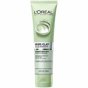 L'Oreal Paris Pure-Clay Charcoal Detox Face Wash