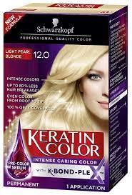 Schwarzkopf Keratin Color Intense Caring Color - Best Hair Color in Pakistan