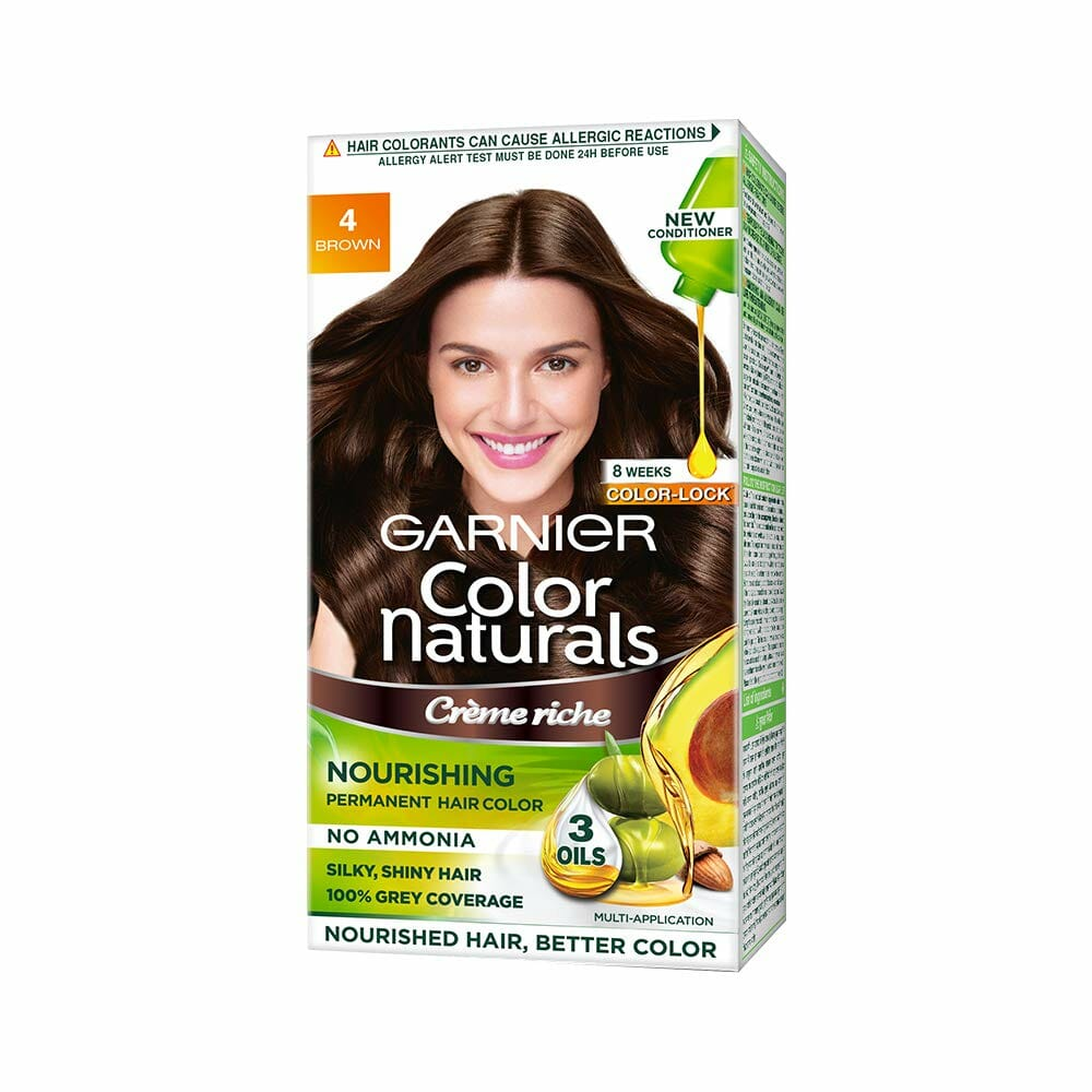 Garnier Color Naturals Creme Hair Color - Best Hair Color in Pakistan