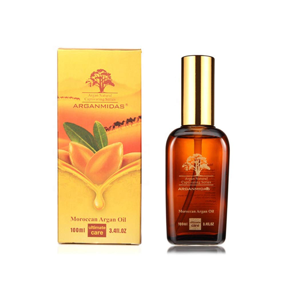 Arganmidas Moroccan Argan Oil - Best Hair Oil in Pakistan