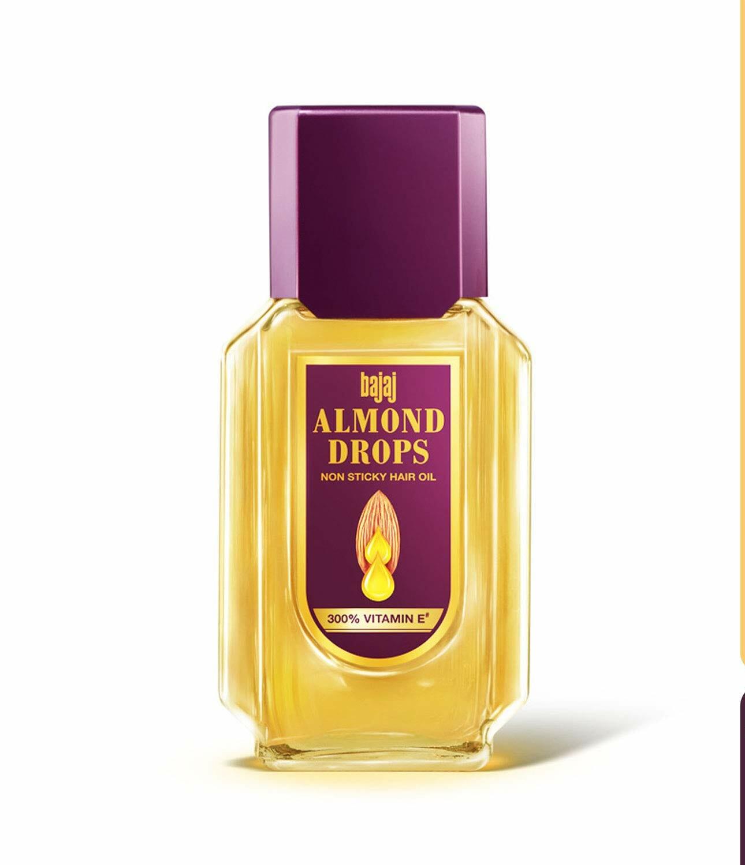 Bajaj Almond Drops Hair Oil - Best Hair Oil in Pakistan