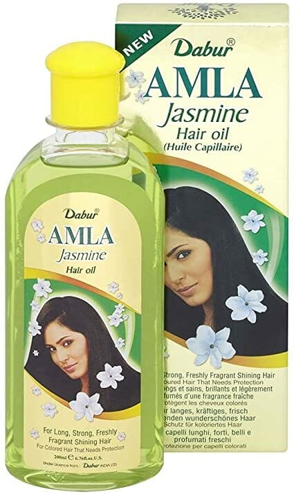 Dabur Amla Jasmine Hair Oil 200ml - Best Hair Oil in Pakistan