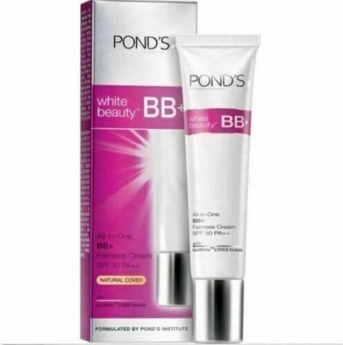 Ponds White Beauty BB & Fairness Cream