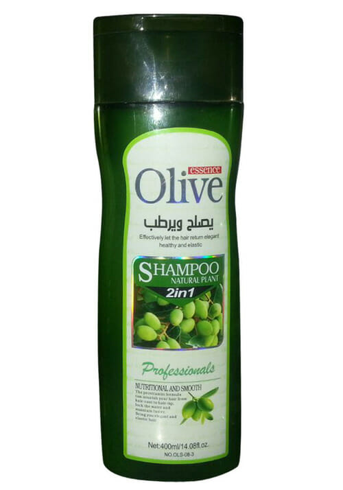 Olive Essence Natural Plant 2-in-1 Professionals Shampoo 400ml - Best Shampoo For Hair Growth in Pakistan