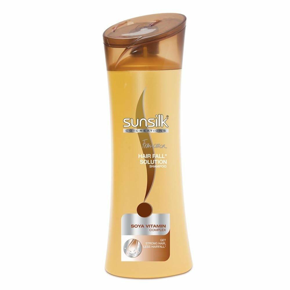 Sunsilk Co-Creation Hair Loss Solution Shampoo 180ml - Best Shampoo For Hair Fall In Pakistan