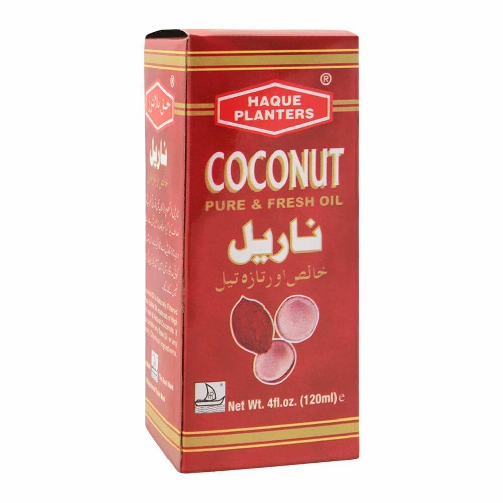 Haque Planters Coconut Oil - Best Coconut Oil For Hair in Pakistan