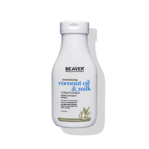 Beaver Coconut Oil Conditioner - Beaver Coconut Oil Conditioner