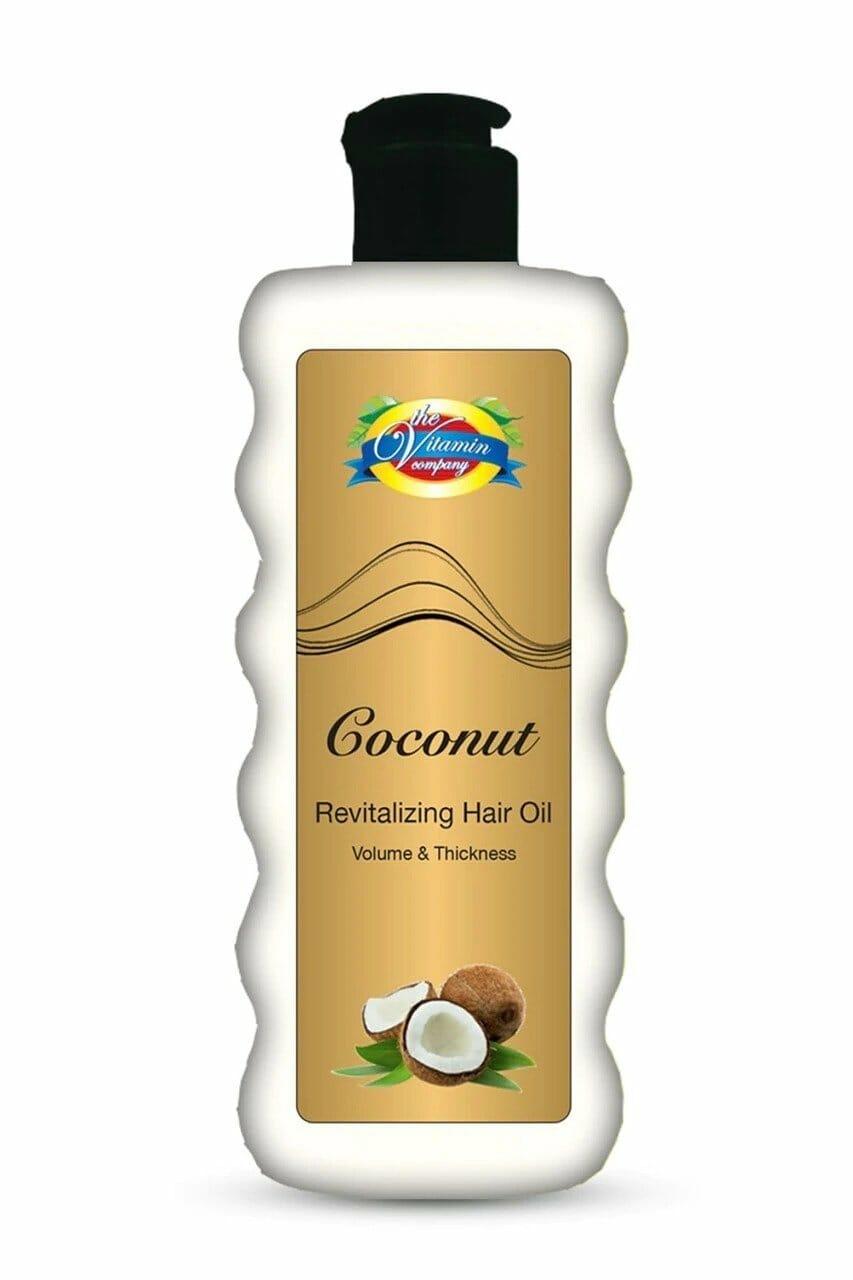 The Vitamin Company Coconut Hair Oil 200ml - Best Coconut Oil For Hair in Pakistan
