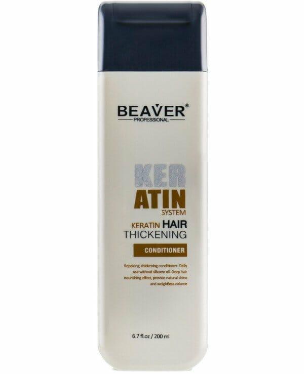 Beaver Keratin Hair Thickening Conditioner 200ml Best Hair Conditioner For Men in Pakistan