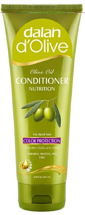 Dalan D'Olive Nutrition Color Protection Conditioner 200ml - Best Hair Conditioner For Men in Pakistan