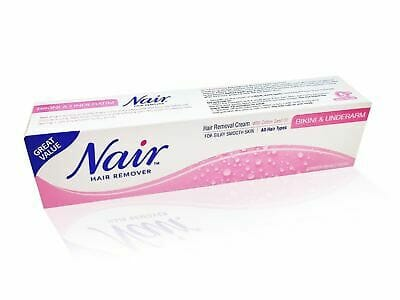 Nair Bikini & Underarm Hair Removal Cream 90ml - best hair removal cream in pakistan