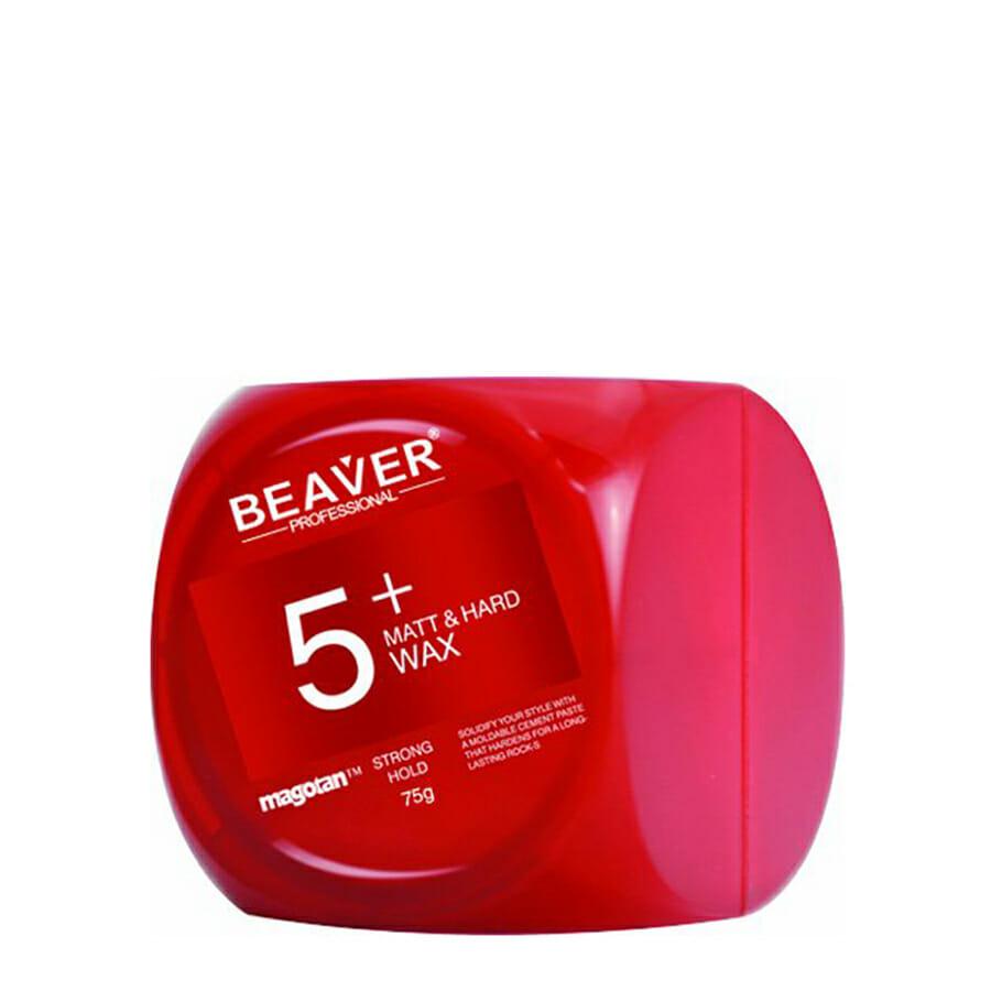 Beaver Magotan Matt & Hard Wax 75gm - Best Hair Wax in Pakistan