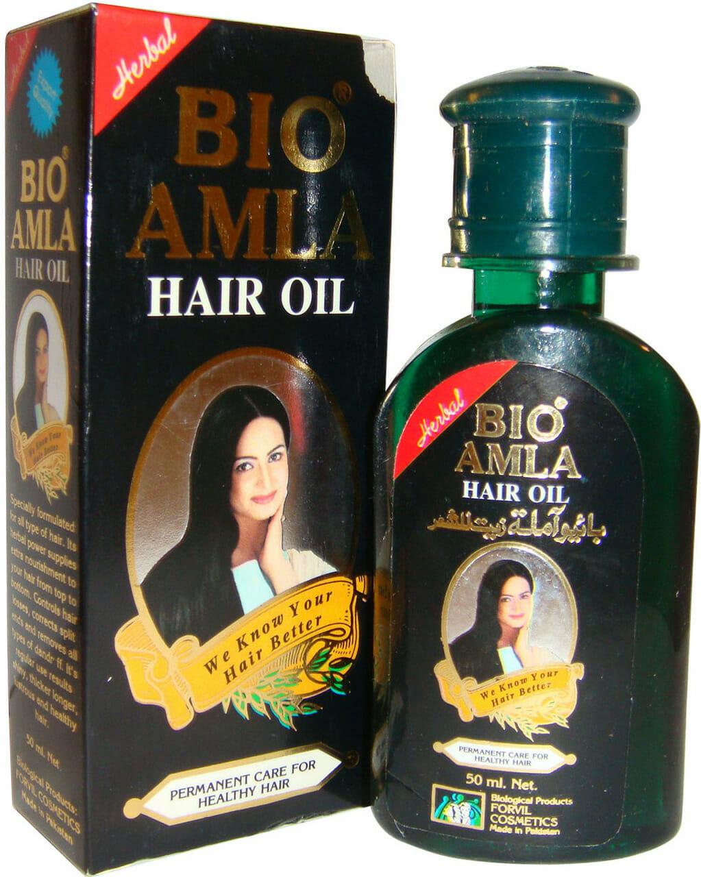 Bio Amla Herbal Hair Oil - Best Oil For Growth In Pakistan