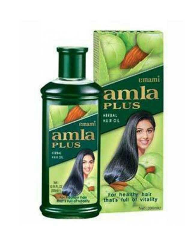 Emami Amla Plus Herbal Hair Oil - Best Oil For Growth In Pakistan