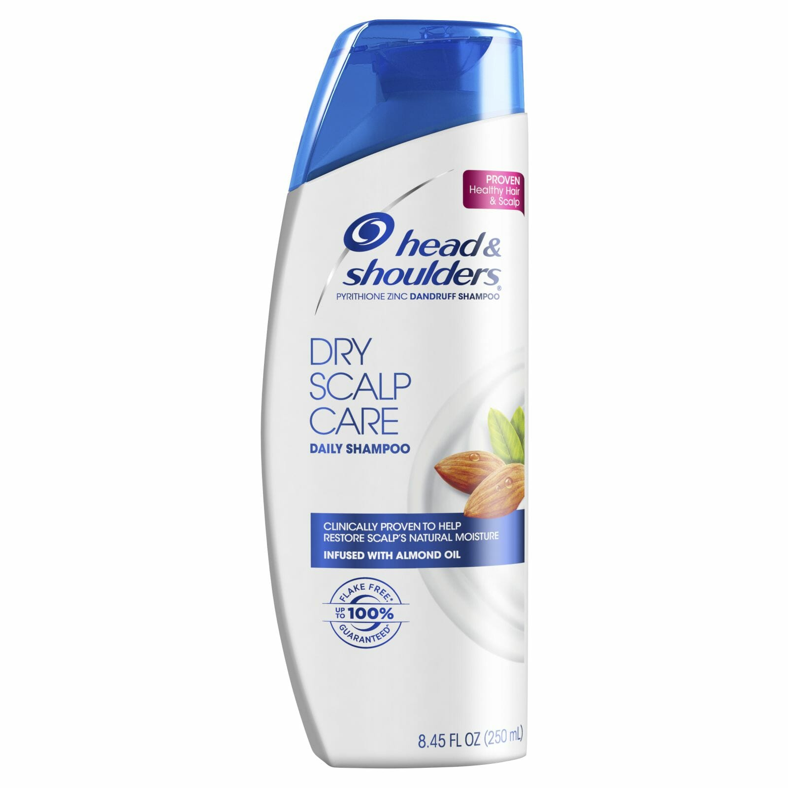 Head & Shoulder Anti Dandruff Dry Scalp Care With Almond Oil Shampoo - Best Shampoo For Dry Hair in Pakistan