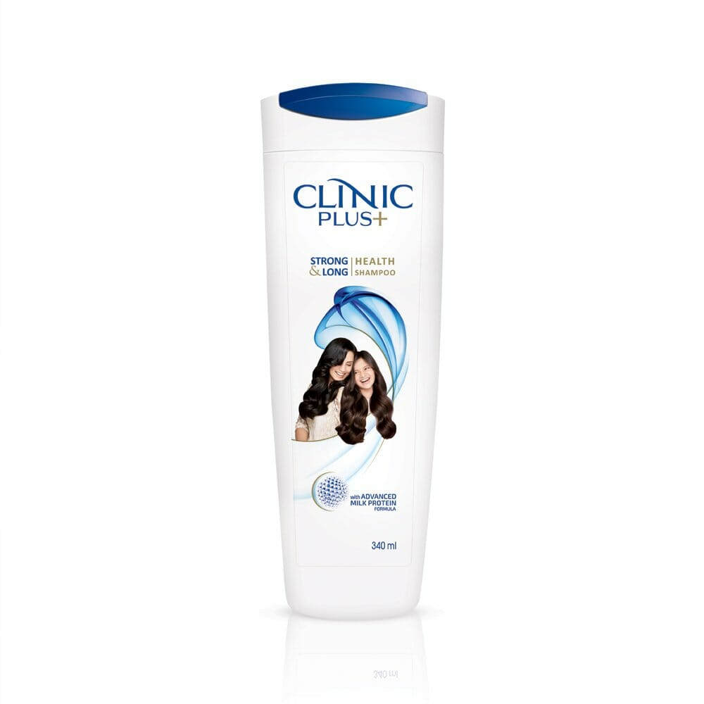 Clinic Plus Strong and Long Health Shampoo - Best Shampoo For Long Hair