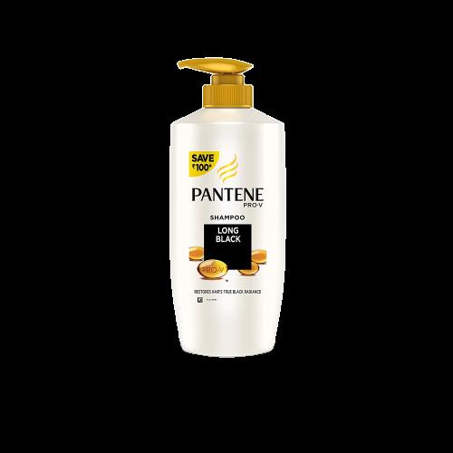 Pantene Pro-V Long Black Shampoo - Best Shampoo For Long Hair