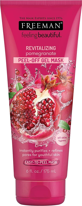 Freeman Peel-Off Mask Pomegranate