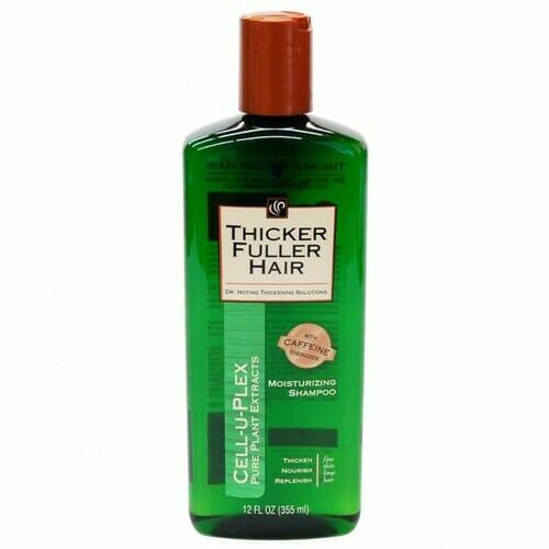 Schwarzkopf Thicker Fuller Hair Revitalizing Shampoo 355ml - Best Shampoo For Thick Hair In Pakistan
