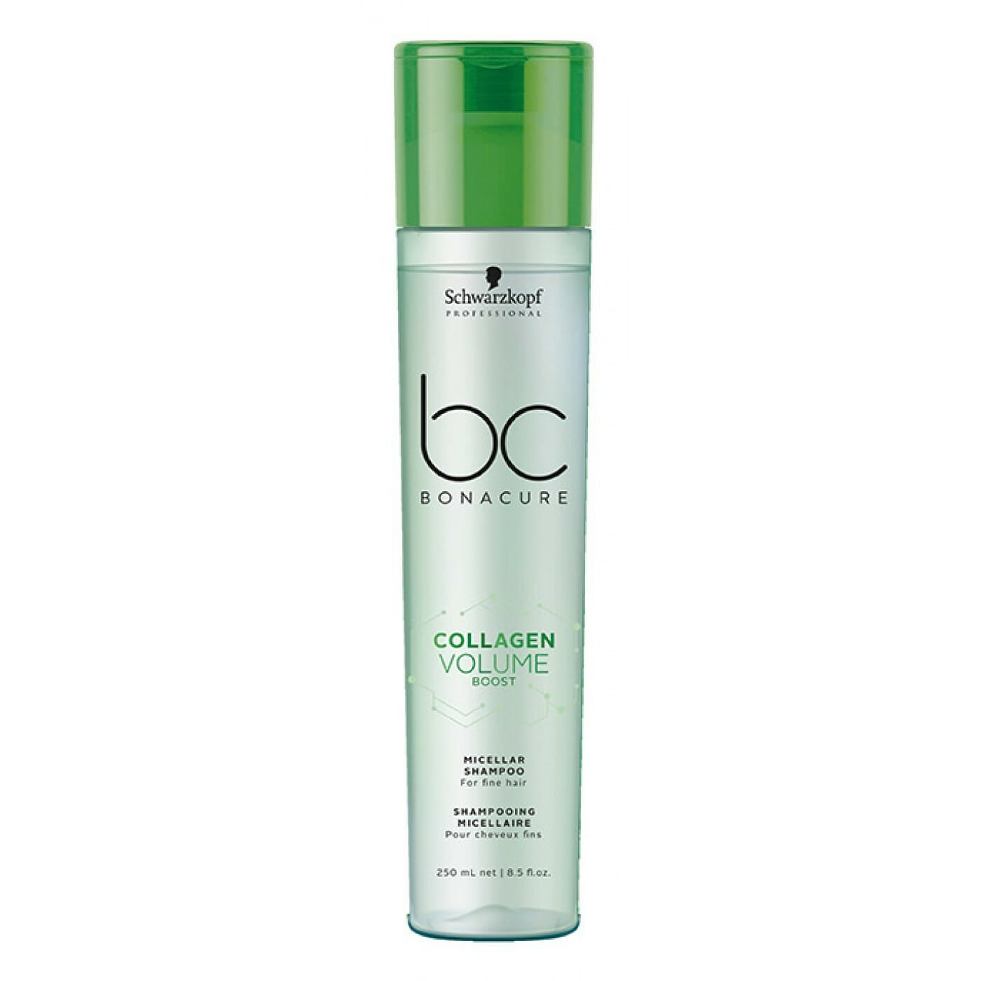 Schwarzkopf Bonacure Volume Boost Shampoo best shampoo for thin hair in pakistan