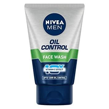 Nivea Shine Control Face Wash