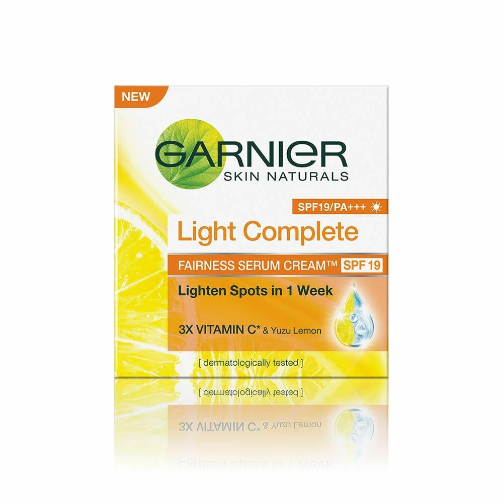 Garnier Light Day Cream