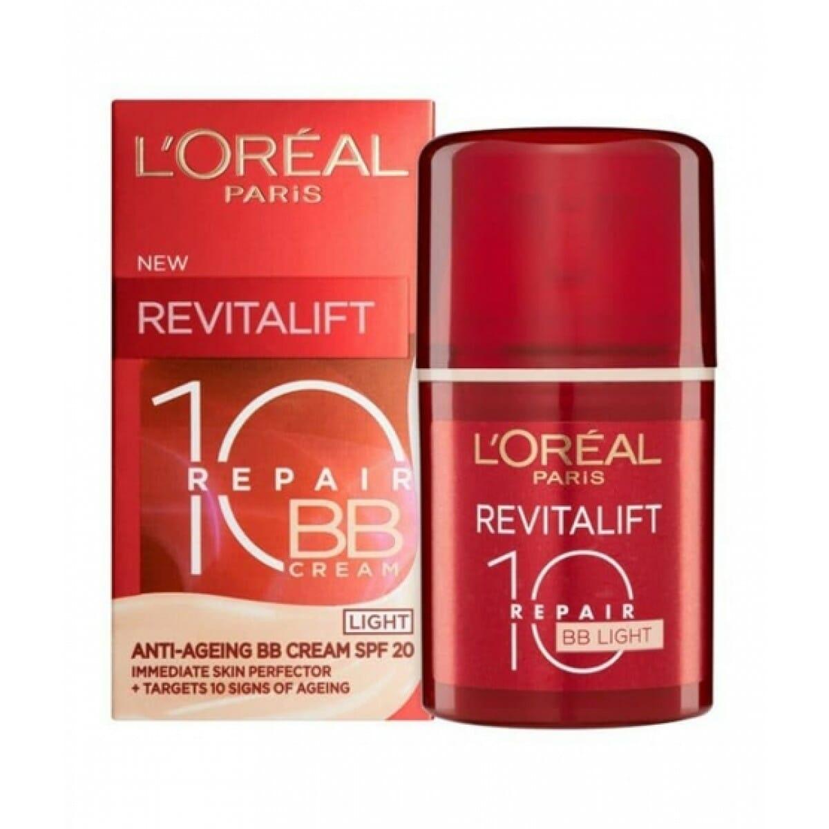 L'Oreal Paris Dermo Expertise Revitalift Repair 10 BB Cream