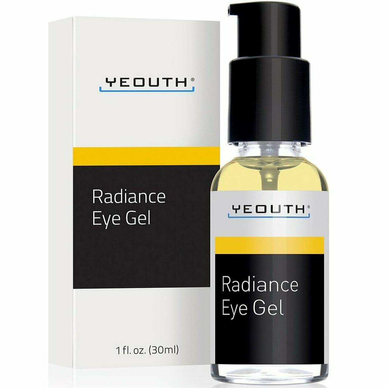 Radiance Eye Gel With Hyaluronic Acid and Tripeptide Best Eye Cream in Pakistan