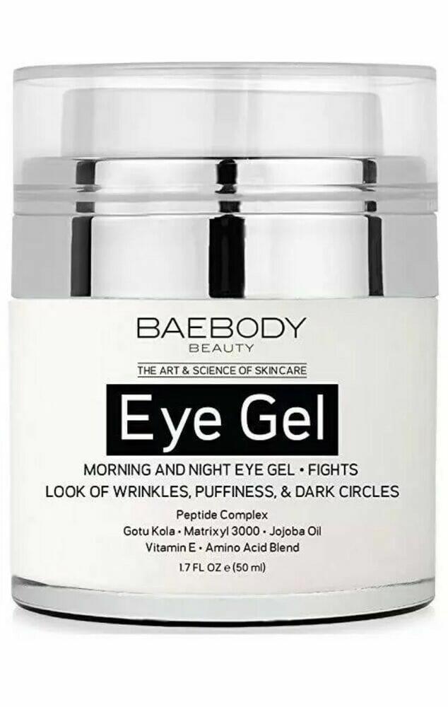 Baebody Eye Gel for Dark Circles, Puffiness and Wrinkles Best Eye Cream in Pakistan