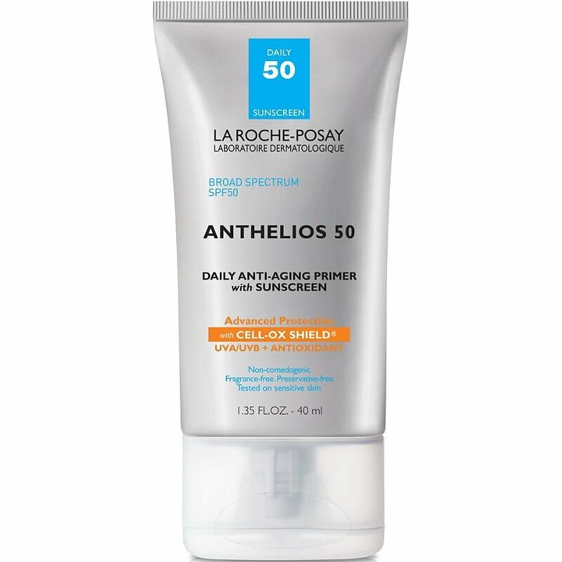 La Roche-posay Anthelios 50 Daily Anti-aging Primer With Sunscreen best sunblock for summer in pakistan