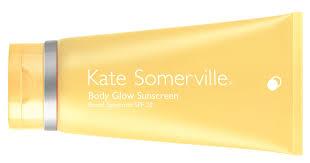 Kate Somerville Body Glow Sunscreen Broad Spectrum Spf 20