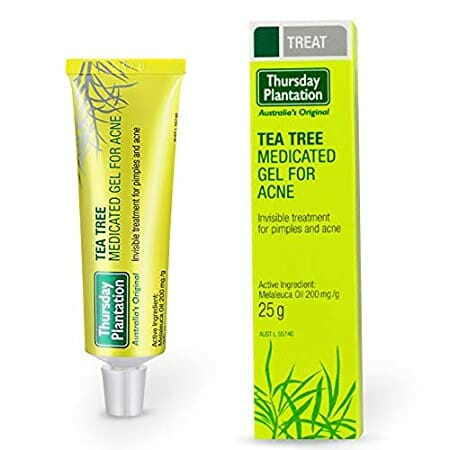 Thursday Plantation Tea Tree Medicated Gel For Acne Best Medicated Acne Cream In Pakistan