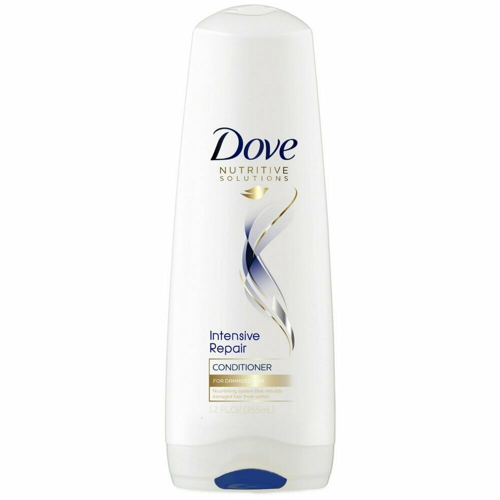 Dove Damage Therapy Intensive Conditioner Top Hair Conditioners For Dry Hair