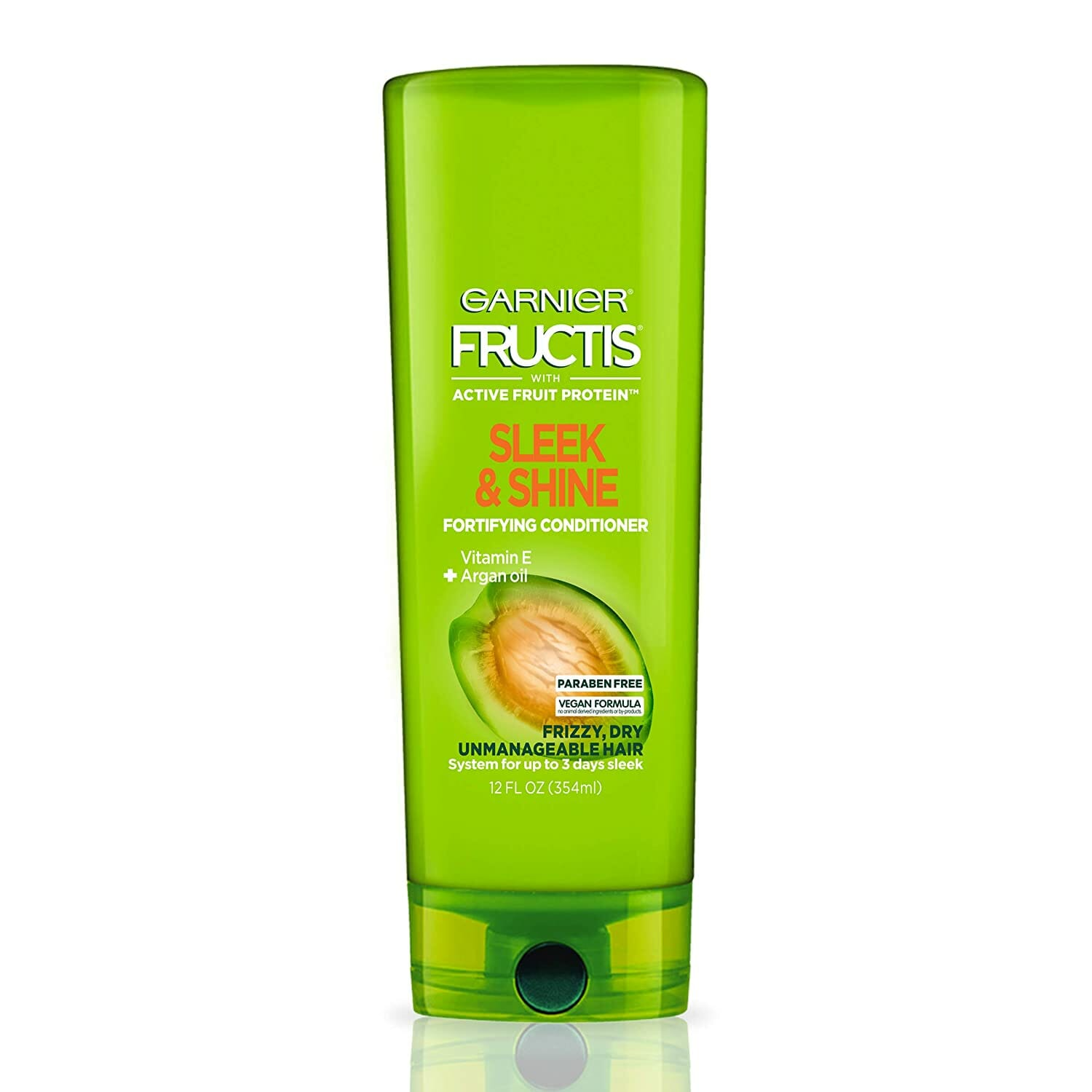 Garnier Fructis Sleek and Shine Conditioner Top Hair Conditioners For Dry Hair