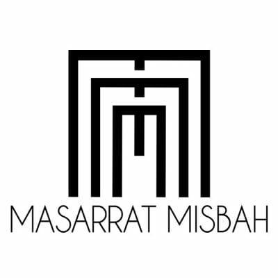 Massarat Misbah best cosmetics brands in Pakistan