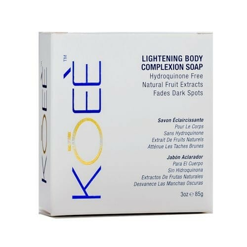 Koee Lightening Body Complexion Soap Best Whitening Soap In Pakistan