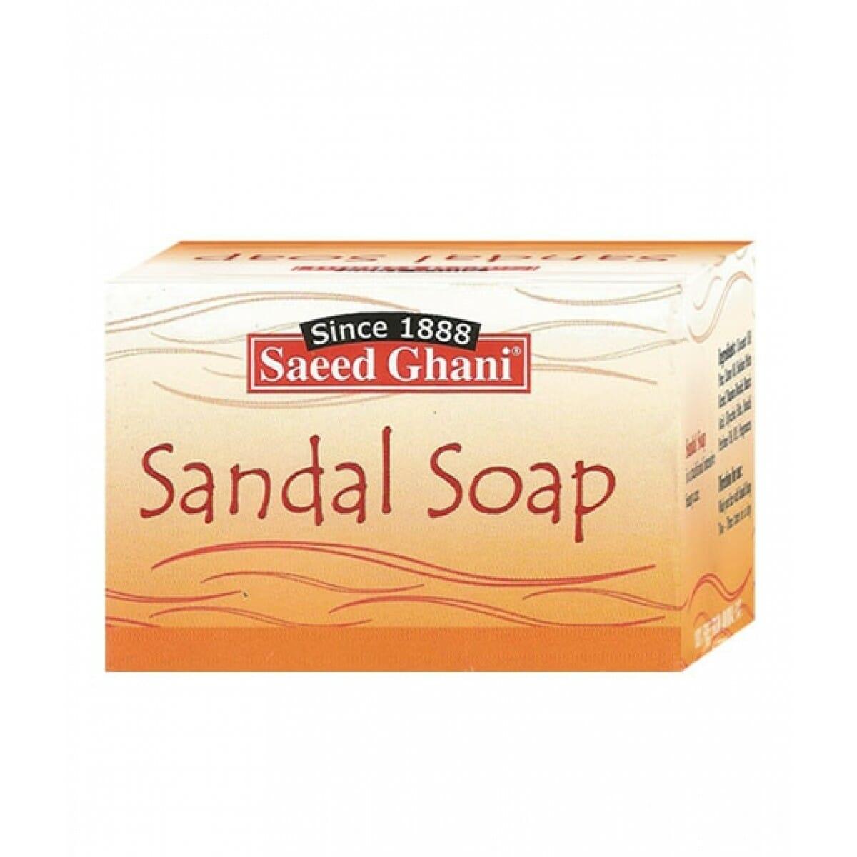 Saeed Ghani Sandal Soap Best Whitening Soap In Pakistan