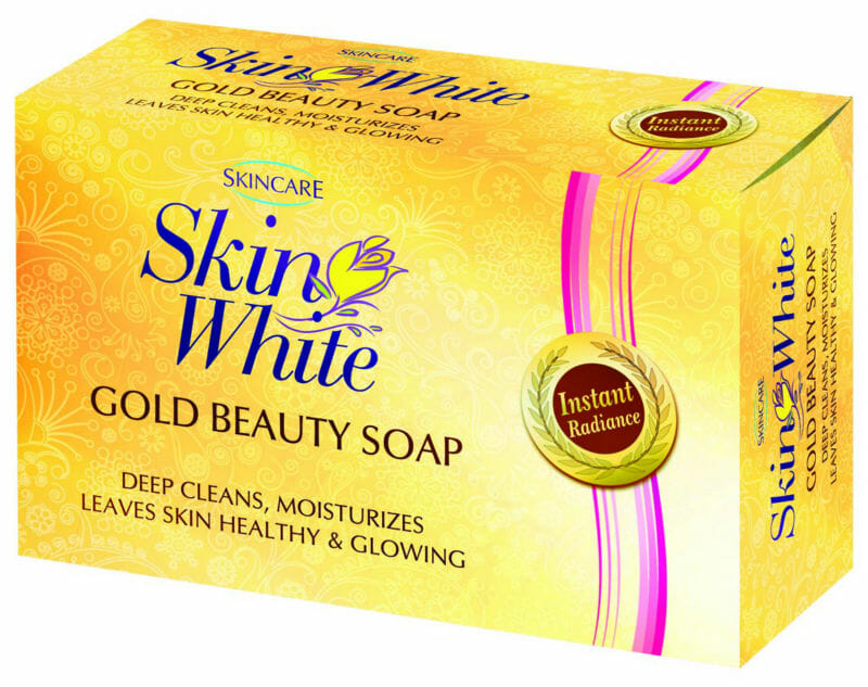Skin White Gold Beauty Soap Best Whitening Soap In Pakistan