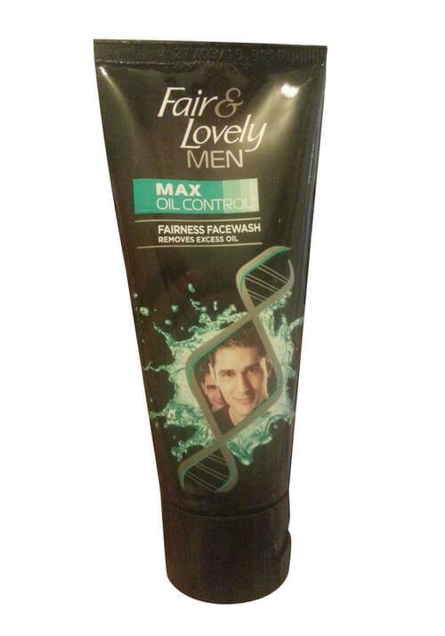 Fair & Lovely Men Max Oil Control Fairness Face Wash 50 Grams Best Whitening Face Wash For Men in Pakistan