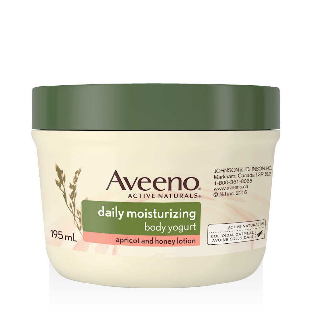 Aveeno Body Yogurt Lotion Apricot & Honey Best Moisturizer for Face in Pakistan