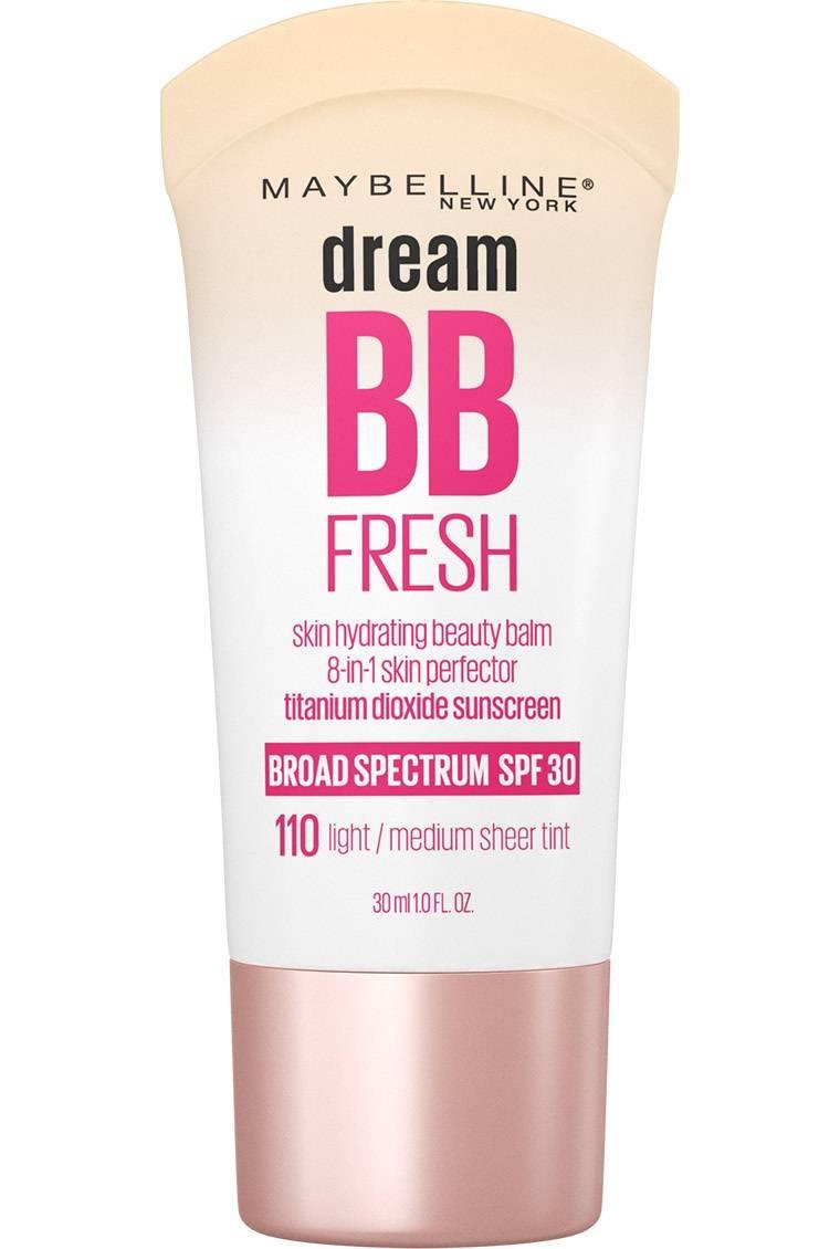 MayBelline Dream Fresh BB Cream Light