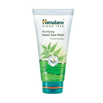 Himalaya Herbals Purifying Neem Face Wash Best Face Wash For Oily Skin In Pakistan