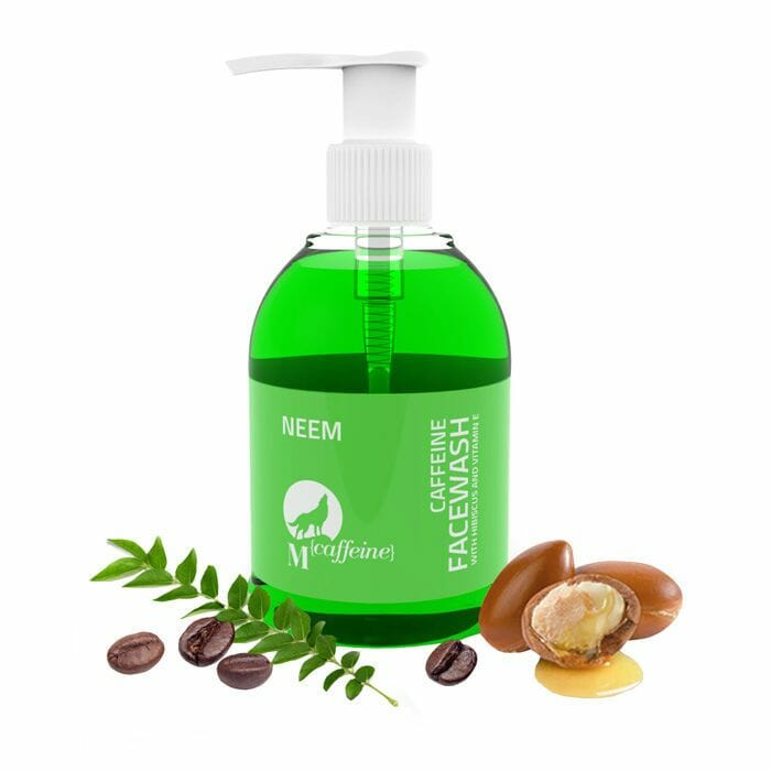 Mcaffeine Neem Face Wash Best Face Wash For Oily Skin In Pakistan